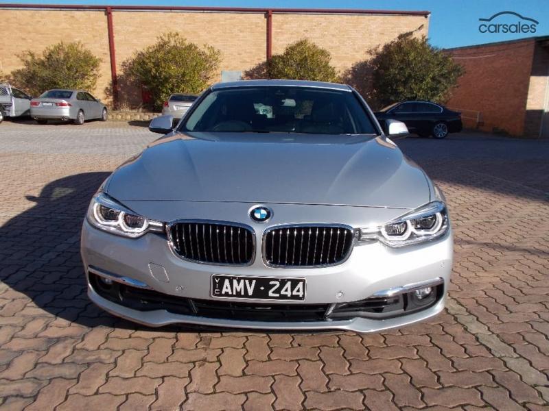 2016 BMW 3 Series F30 LCI 320i Luxury Line, Sedan 4dr Spts Auto 8sp 2.0T