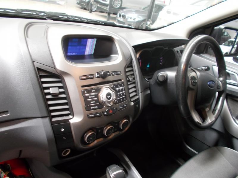 2015 Ford Ranger PX XLT, Utility Double Cab 4dr Spts Auto 6sp 4x4 1023kg 3.2DT