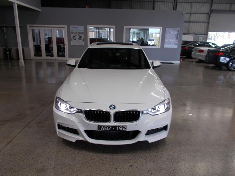 2014 BMW 3 Series F30 MY14 328i M Sport, Sedan 4dr Spts Auto 8sp 2.0T