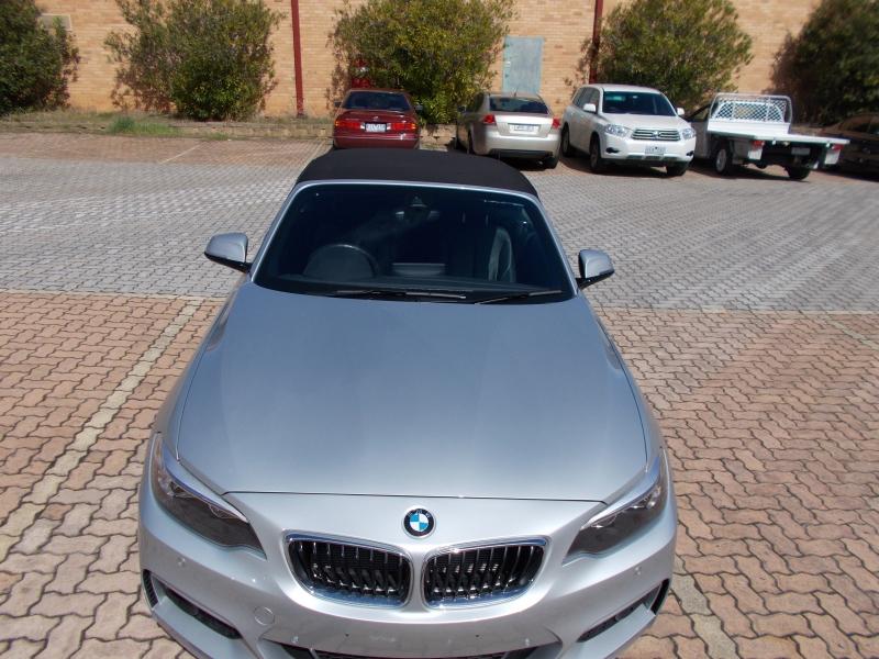 2016 BMW 2 Series F23 220i M Sport, Convertible 2dr Spts Auto 8sp 2.0T