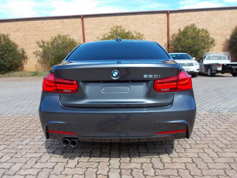 2016 BMW 3 Series F30 LCI 320i M Sport, Sedan 4dr Spts Auto 8sp 2.0T