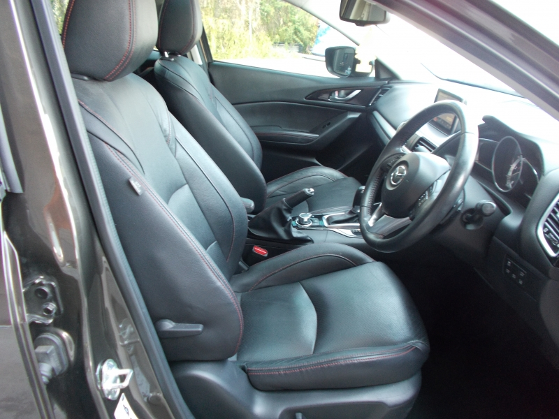 2014 Mazda 3 BM5238 SP25 Astina Sedan 4dr SKYACTIV-Drive 6sp 2.5i