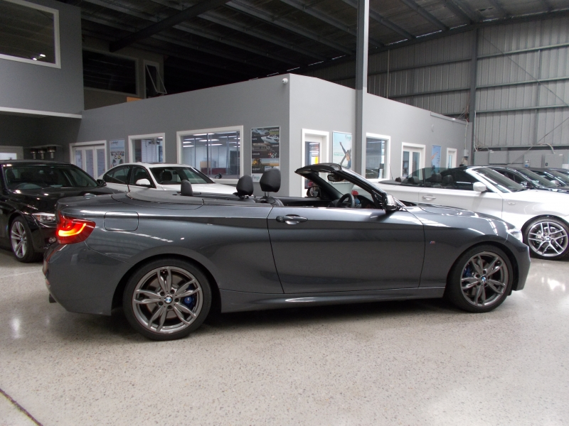 2017 BMW 2 Series F23 M240i, Convertible 2dr Spts Auto 8sp 3.0T
