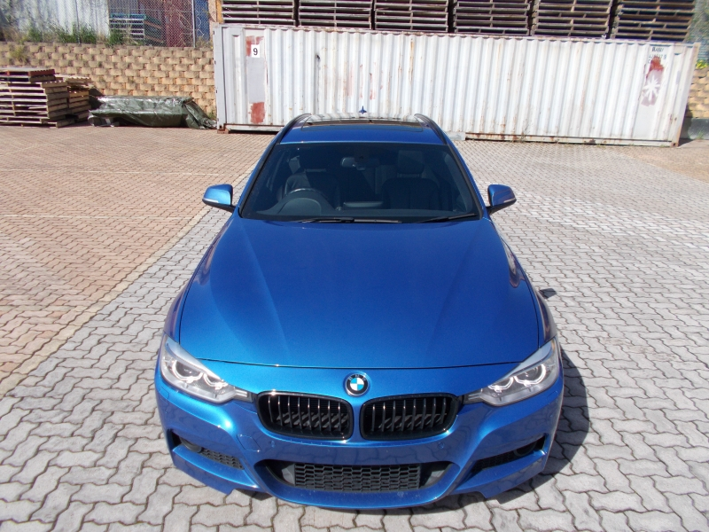 2013 BMW 3 Series F31 MY14 328i M Sport, Touring 5dr Spts Auto 8sp 2.0T