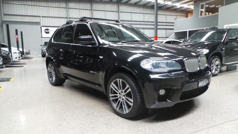 2012 BMW X5 E70 MY12 xDrive50i Sport, Wagon 5dr Steptronic 8sp 4x4 4.4TT