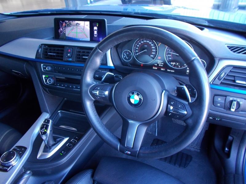 2013 BMW 3 Series F30 MY14 328i M Sport, Sedan 4dr Spts Auto 8sp 2.0T