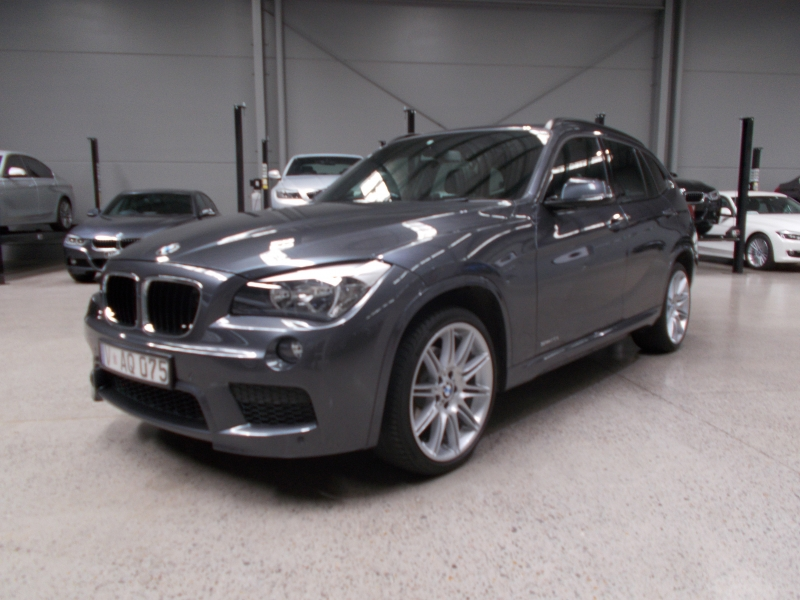 2013 BMW X1 E84 LCI MY14 sDrive20i, Wagon 5dr Steptronic 8sp 2.0T