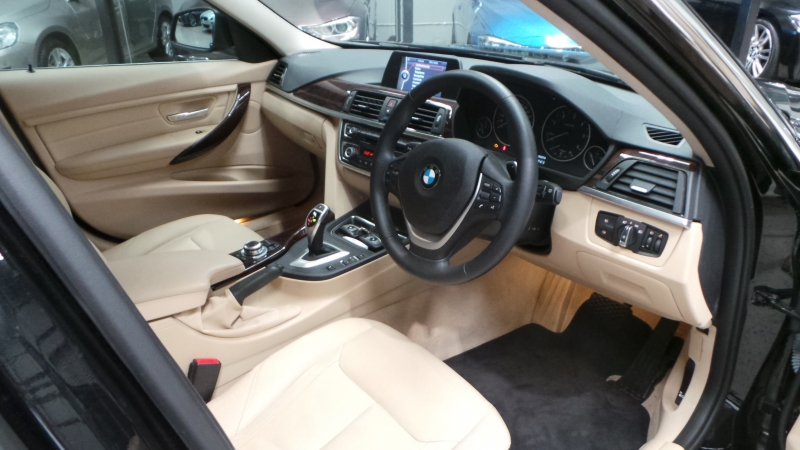 2013 BMW 3 Series F30 MY13.5 320d, Sedan 4dr Spts Auto 8sp 2.0DT