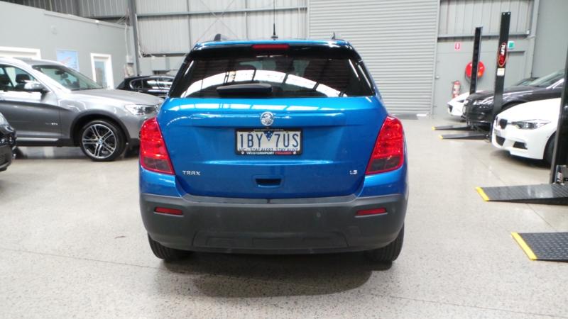 2013 Holden Trax TJ MY14 LS, Wagon 5dr Auto 6sp 1.8i