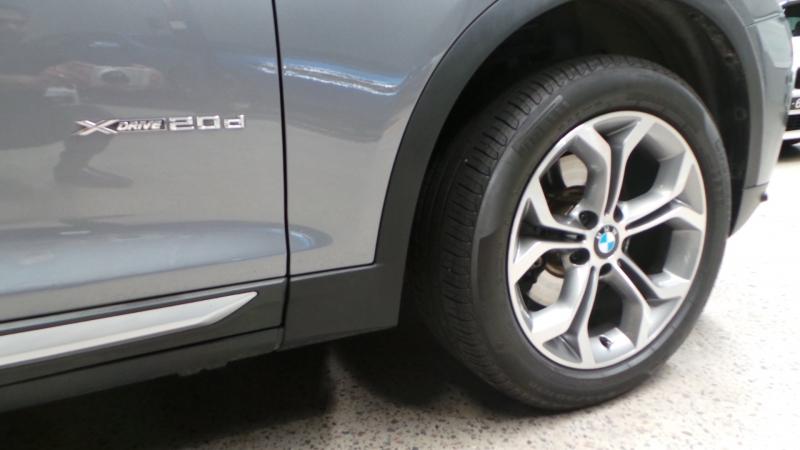 2014 BMW X3 F25 MY14 xDrive20d, Wagon 5dr Steptronic 8sp 4x4 2.0DT