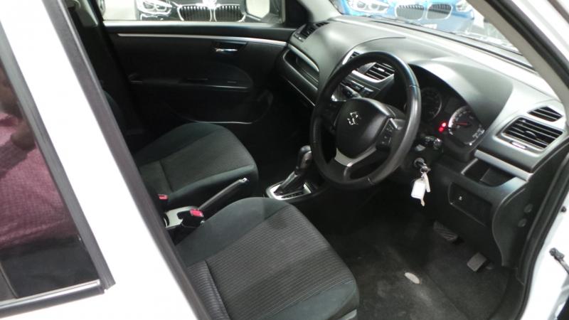 2015 Suzuki Swift FZ MY15 GL Hatchback 5dr Auto 4sp 1.4i