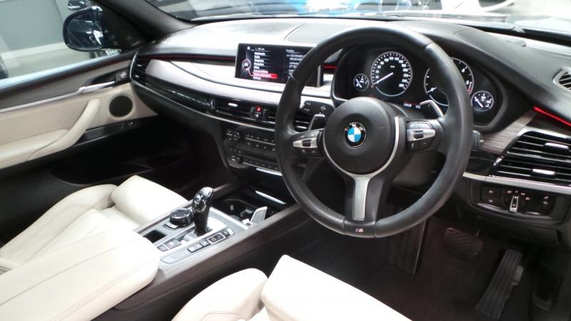 2013 BMW X5 F15 M50d, Wagon 5dr Spts Auto 8sp 4x4 3.0DTTT