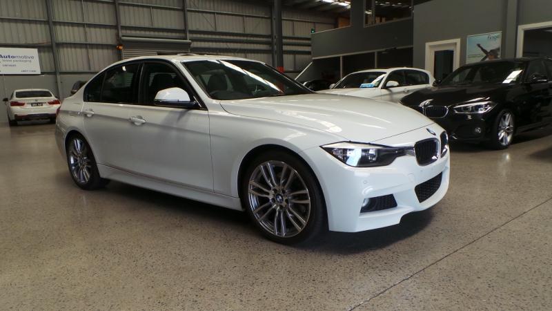 2013 BMW 3 Series F30 MY13.5 328i, Sedan 4dr Spts Auto 8sp 2.0T
