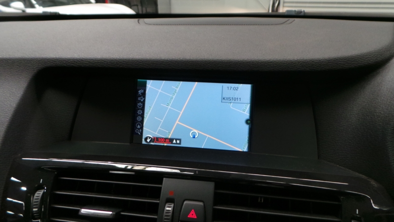 2013 BMW X3 F25 MY13.5 xDrive20d, Wagon 5dr Steptronic 8sp 4x4 2.0DT