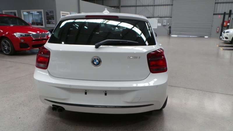 2015 BMW 1 Series F20 MY15 125i Sport Line, Hatchback 5dr Spts Auto 8sp 2.0T