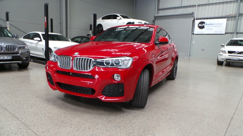 2014 BMW X4 F26 xDrive35i, Coupe 5dr Steptronic 8sp 4x4 3.0T