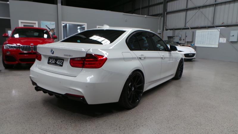 2015 BMW 3 Series F30 328i M Sport, Sedan 4dr Spts Auto 8sp 2.0T