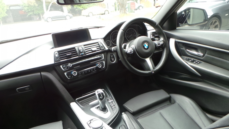 2015 BMW 3 Series F30 328i M Sport, Sedan 4dr Spts Auto 8sp 2.0T