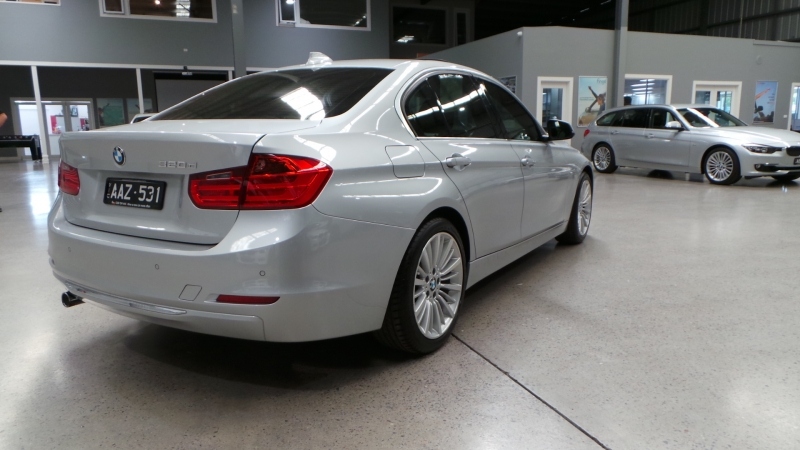 2014 BMW 3 Series F30 MY14 320d, Sedan 4dr Spts Auto 8sp 2.0DT