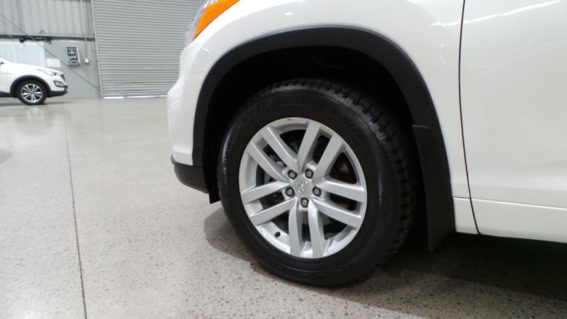 2015 Toyota Kluger GSU50R GX Wagon 7st 5dr Spts Auto 6sp 2WD 3.5i