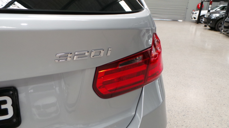 2014 BMW 3 Series F31 MY14 320i, Touring 5dr Spts Auto 8sp 2.0T