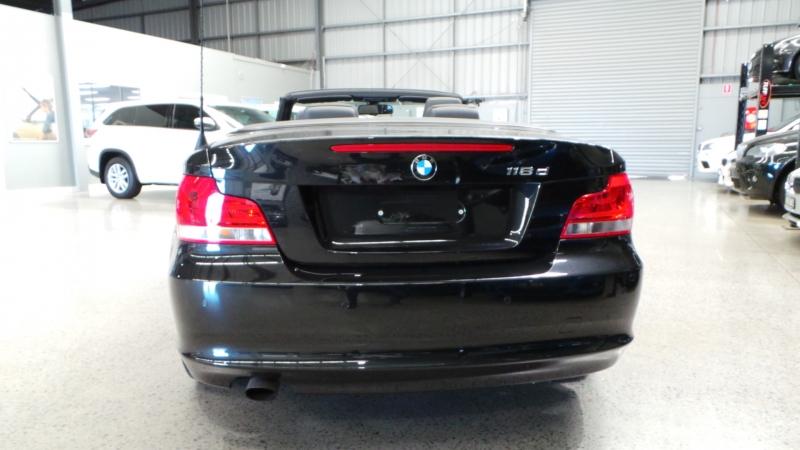 2013 BMW 1 Series E88 LCI MY13 118d, Convertible 2dr Steptronic 6sp 2.0DT