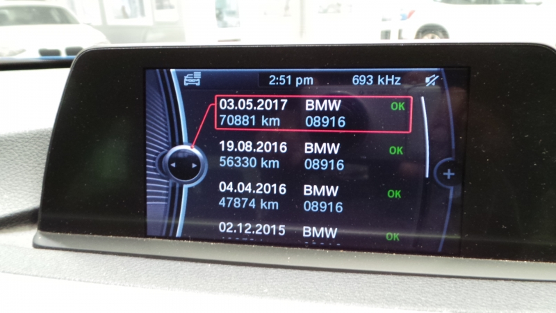 2013 BMW 3 Series F30 MY13.5 320i, Sedan 4dr Spts Auto 8sp 2.0T