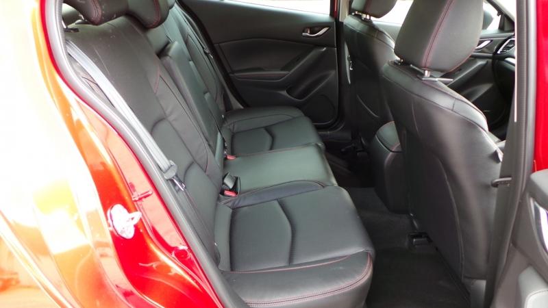 2014 Mazda 3 BM5238 SP25 GT Sedan 4dr SKYACTIV-Drive 6sp 2.5i