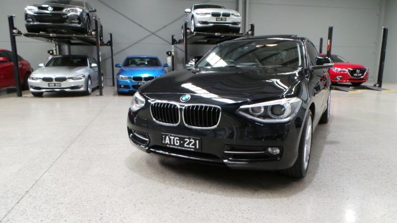 2015 BMW 1 Series F20 MY15 125i Sport Line, Hatchback 5dr Spts Auto 8sp 2.0T