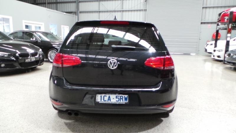 2014 Volkswagen Golf VII MY14 90TSI Comfortline Hatchback 5dr DSG 7sp 1.4T