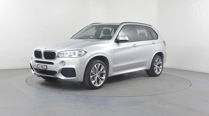 2014 BMW X5 F15 xDrive30d, Wagon 5dr Spts Auto 8sp 4x4 3.0DT