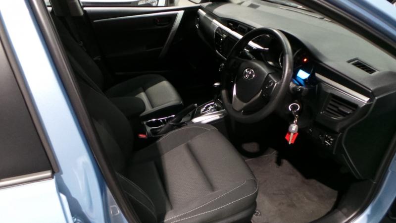 2016 Toyota Corolla ZRE172R Ascent Sedan 4dr S-CVT 7sp 1.8i