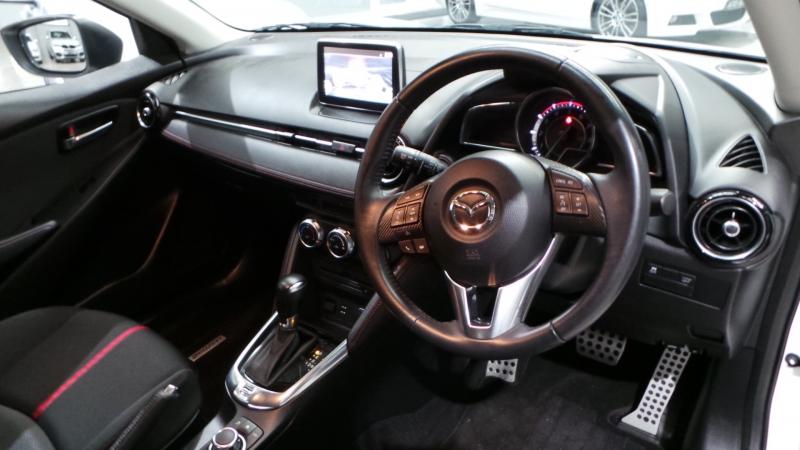 2015 Mazda 2 DJ2HAA Genki Hatchback 5dr SKYACTIV-Drive 6sp 1.5i