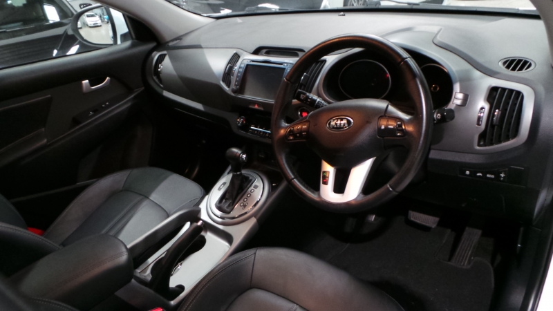 2015 Kia Sportage SL MY14 Platinum Wagon 5dr Spts Auto 6sp AWD 2.0DT