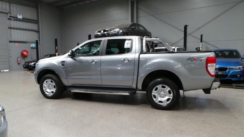 2016 Ford Ranger PX MkII XLT, Utility Double Cab 4dr Spts Auto 6sp 4x4 952kg 3.2DT