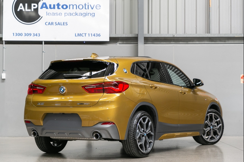2018 BMW X2 F39 sDrive20i M Sport X, Coupe 5dr DCT Steptronic 7sp 2.0T