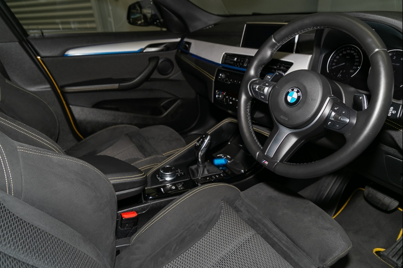 2018 BMW X2 F39 sDrive20i M Sport X, Coupe 5dr DCT 7sp 2.0T
