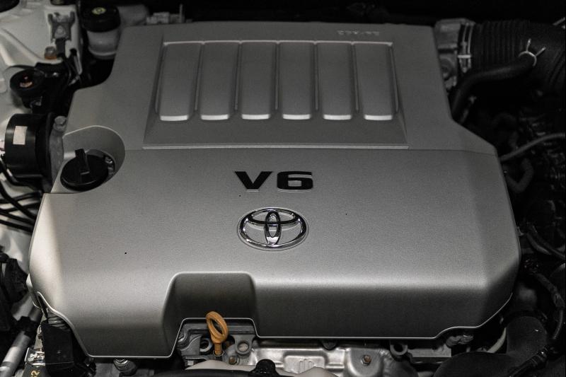 2012 Toyota Aurion GSV50R Prodigy Sedan 4dr Spts Auto 6sp 3.5i