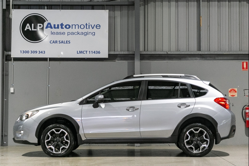 2014 Subaru XV G4X MY14 2.0i-S Wagon 5dr Man 6sp AWD